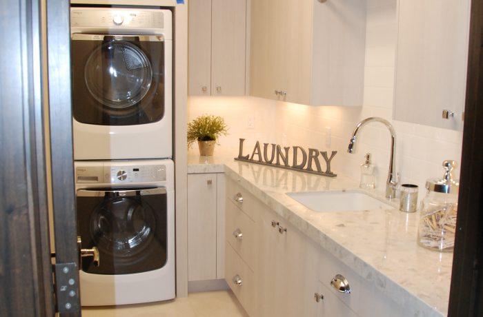 Oregon Pine Laundry