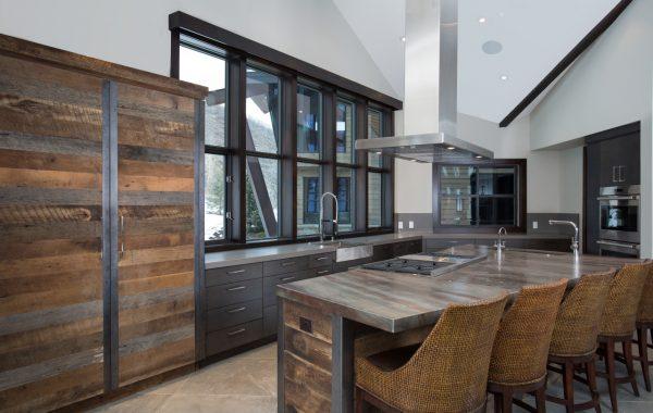 Organic Contemporary Kitchen