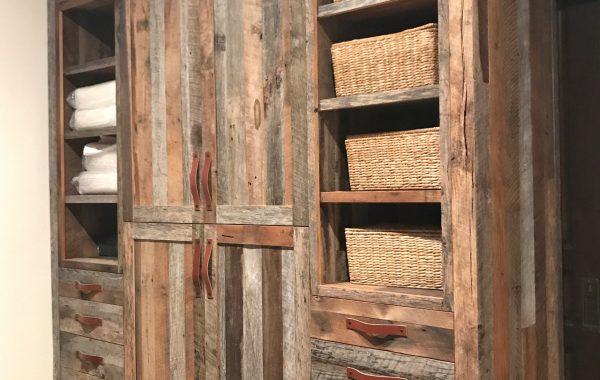 Bunk Room Cabinets