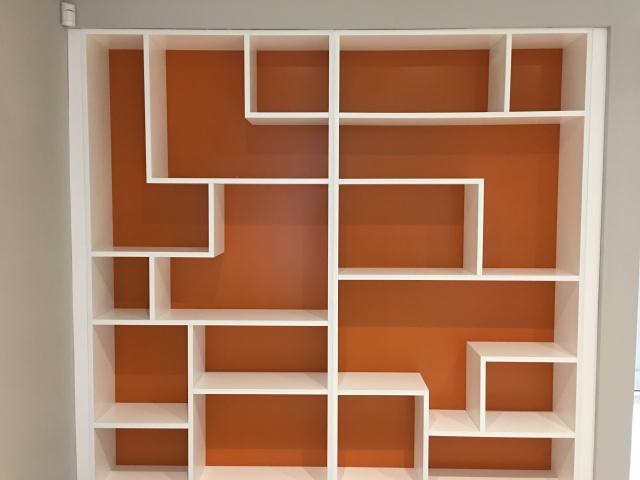 Fun Playroom Bookcase
