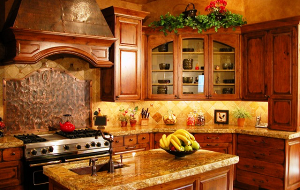 Rustic Kitchen 2
